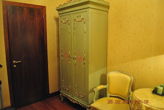 Hotel Al Ponte Mocenigo:                   quarto