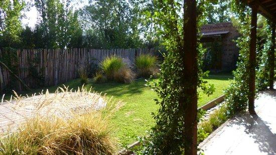 Chacras de Coria, Argentinië:                   Jardin