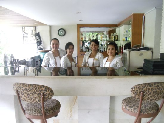 Tonys Villas & Resort: Great staff