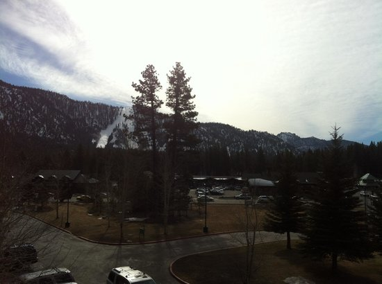 Lake Tahoe Vacation Resort:                   View from room 306