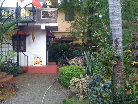 Eden Garden Heritage Homestay:                   Three rooms - one upstairs