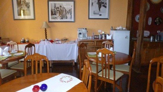 Hotel Boutique Acontraluz:                   Comedor