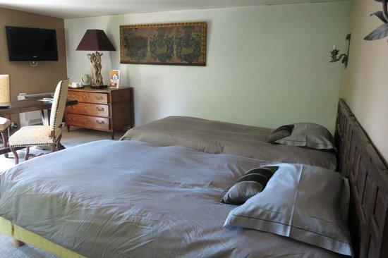 Le Mas d'Entremont : terrible bedding