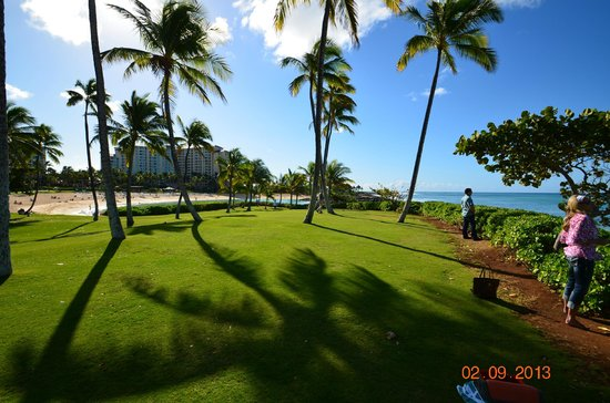 Marriott's Ko Olina Beach Club: View from Ko Onlina