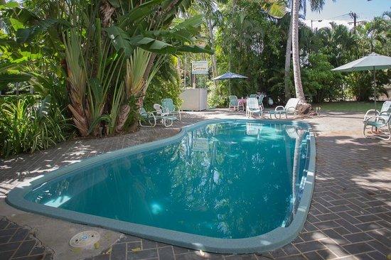 Barramundi Lodge: pool area