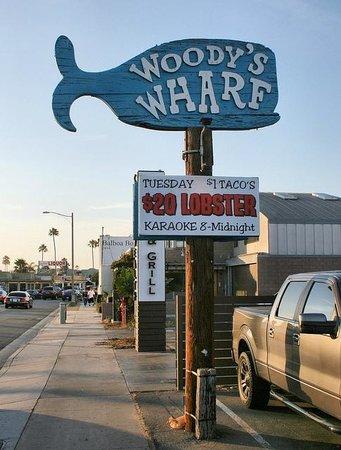 Woody S Wharf Newport Beach Restaurant Reviews Phone Number Amp Photos Tripadvisor