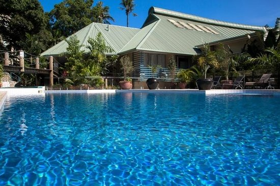 Gateway Hotel & Apartments : Hotel Pool