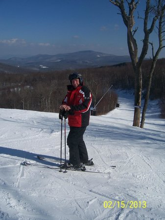 Jiminy Peak Mountain Resort:                   Panarama