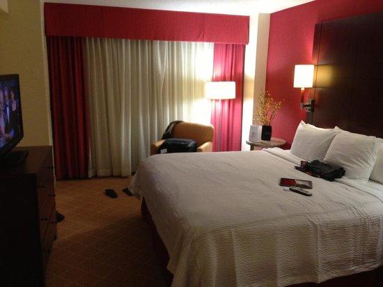 Residence Inn White Plains Westchester County: room