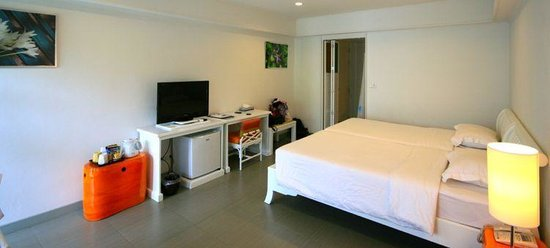 Cera Resort Chaam: Room 1203