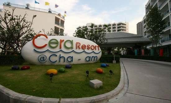 Cera Resort Chaam: Hotel