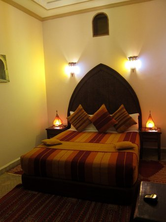 Riad Ahlam: Basic Room
