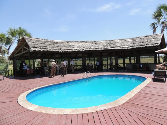 Maramboi Tented Camp: Pool
