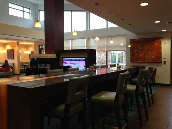 Residence Inn Jackson:                   lobby