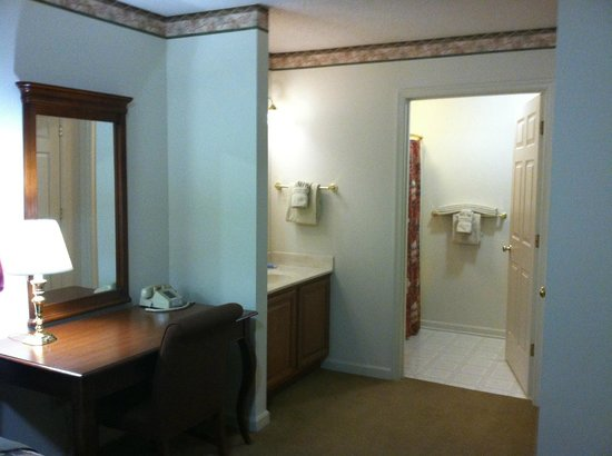 Massanutten Resort: Master bath