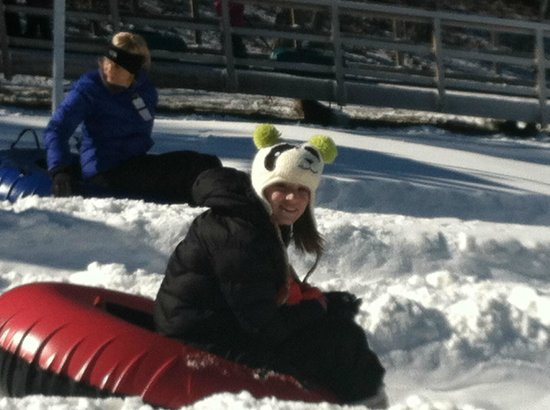 Massanutten Resort: snow tubing