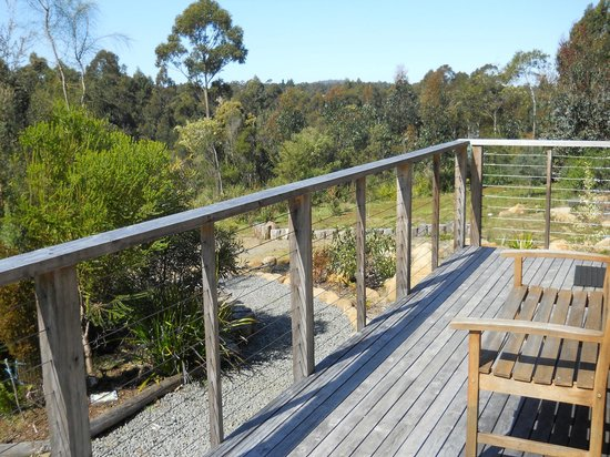 Southern Forest Accommodation: Sunny Deck