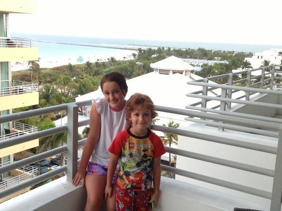 Hilton Bentley Miami/South Beach:                   our kids enjoyed the pool & the super close proximity to the beach