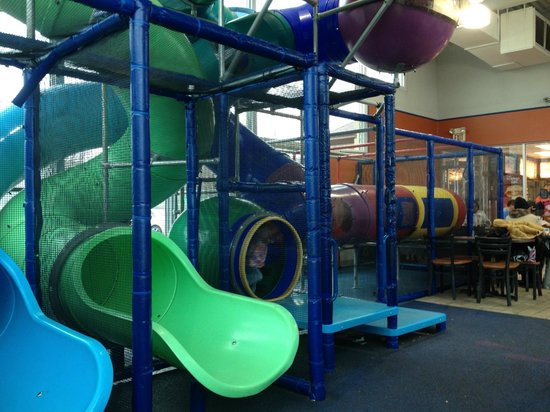 McDonald's:                                     Indoor Playplace
