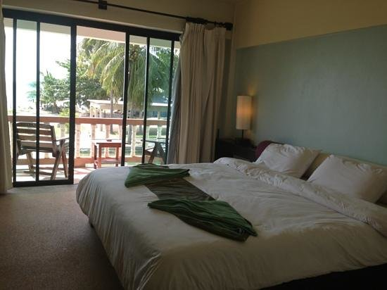 Green Garden Resort : Room 205