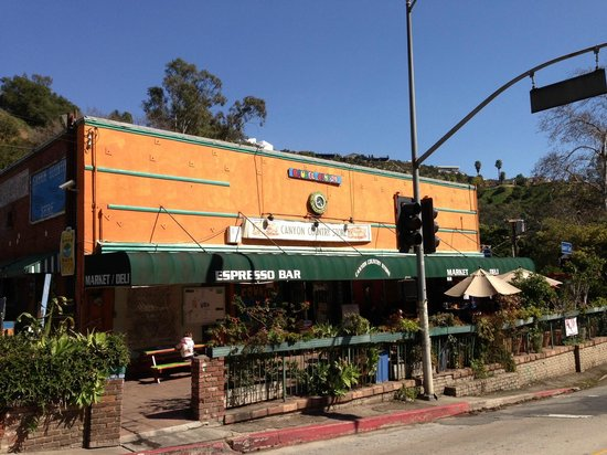 Pace laurel canyon