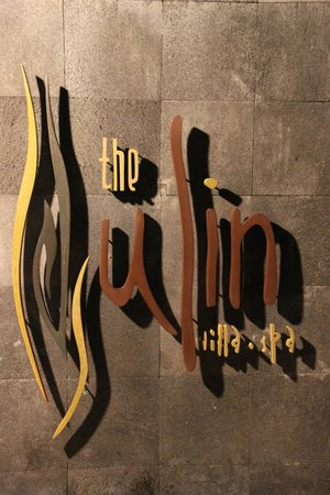 The Ulin Villas & Spa:                   Ulin