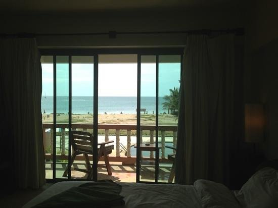 Green Garden Resort : Oceanview Room