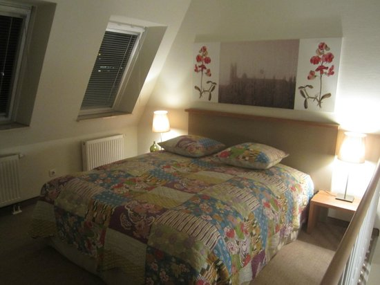 Flower's Boardinghouse Mitte:                   zona letto
