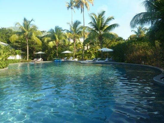 Carlisle Bay Antigua: Pool Area