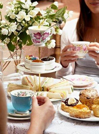 The Tea Cosy: High Tea for 2