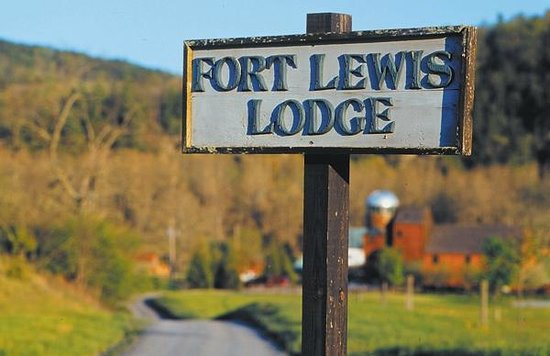 Fort Lewis Lodge: Welcome