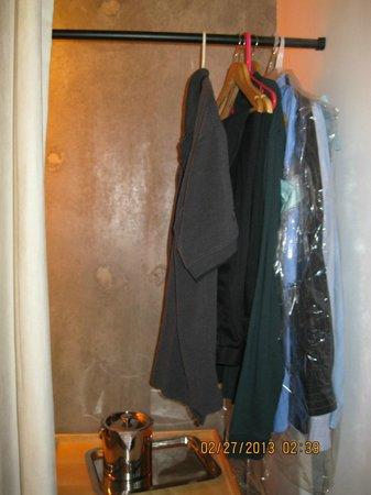 NYLO Plano at Legacy:                   Closet