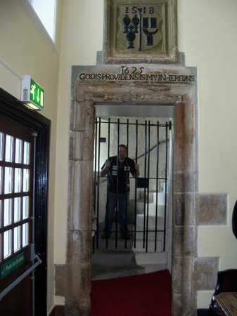 The Haunted Tower Picture Of Ballygally Castle Ballygally