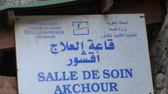 Cascades d'Akchour:                   Akchour
