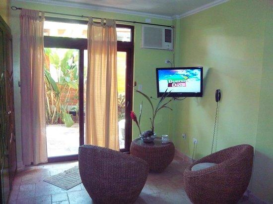 Hotel Palma Royale: nuestra habitación