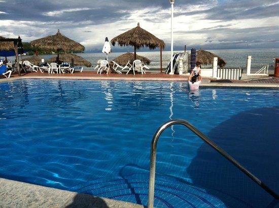 Casablanca Resort:                   agua