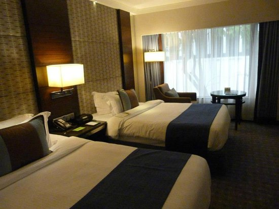 Holiday Inn Singapore Orchard City Centre: Two Double Bed Room