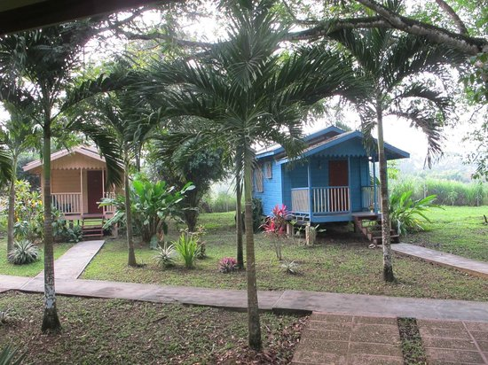 Midas Belize:                   Private cabins