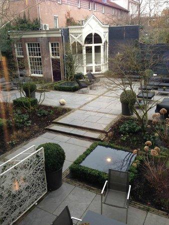 Canal House:                   Garden                 