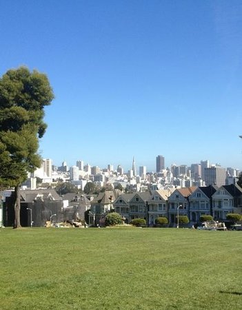 San Francisco Movie Tours : Painted Ladies