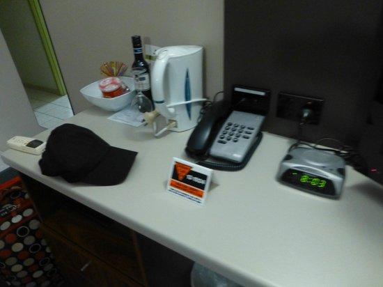 Brisbane International - Rocklea Motel: good facilities