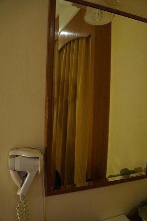 Summer View Hotel: Hair dryer