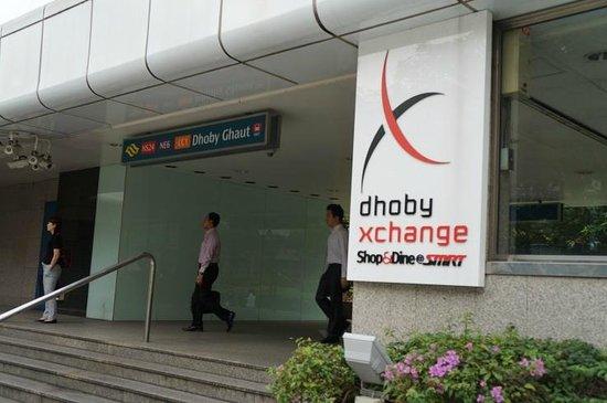 Summer View Hotel: Dhoby Ghaut MRT - 10min walk