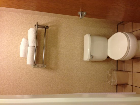 Holiday Inn Express Hotel and Suites Scottsdale - Old Town: Bathroom