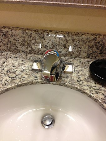 Holiday Inn Express Hotel and Suites Scottsdale - Old Town: Sink