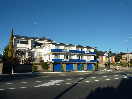 Anchor Motel & Timaru Backpackers : Anchor Motel