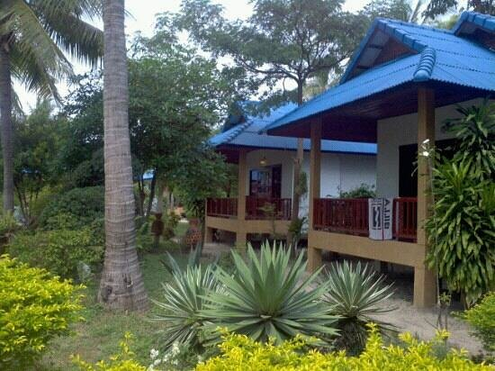 Rung Arun Resort:                   Rung Arun