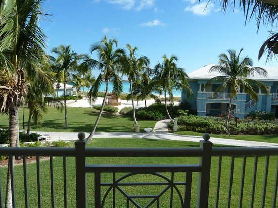 Sandals Emerald Bay Golf, Tennis and Spa Resort:                   view from out room