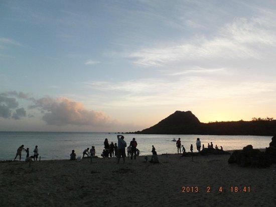 Howard Beach Resort Kenting:                   プライベートビーチ2