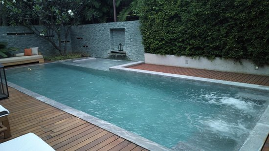 V Villas Hua Hin, MGallery by Sofitel: Private pool